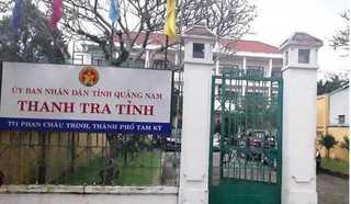 Vụ Phó chánh Thanh tra tỉnh Quảng Nam tử vong sau trụ sở: Không có yếu tố tội phạm