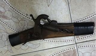 Quảng Ninh: Bắt đối tượng dùng súng tự chế cướp ngân hàng