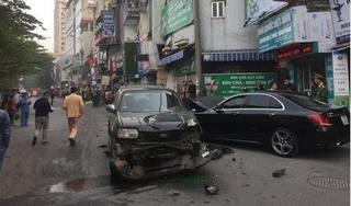 Danh tính tài xế và nạn nhân trong vụ 'xe điên' tông liên hoàn trên phố Ngọc Khánh