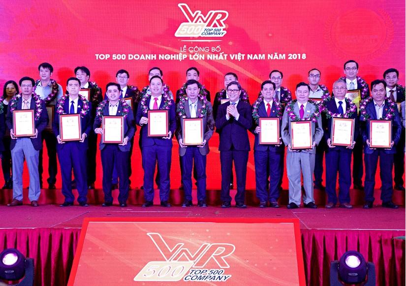 Đất Xanh top 10 doanh nhiệp tư nhân lớn nhất Việt Nam về bất động sản