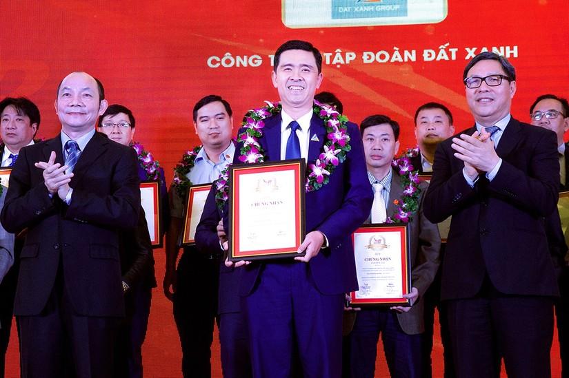 Đất Xanh top 10 doanh nhiệp tư nhân lớn nhất Việt Nam về bất động sản 2