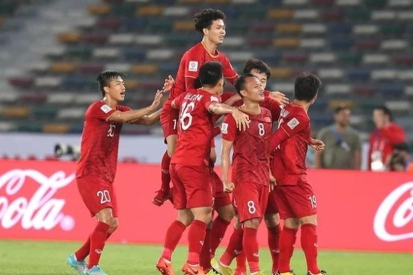 Đội tuyển Việt Nam chạm trán Jordan ở vòng 1/8