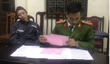 Công an Quảng Ninh thông tin vụ việc đối tượng cầm súng tự chế cướp ngân hàng