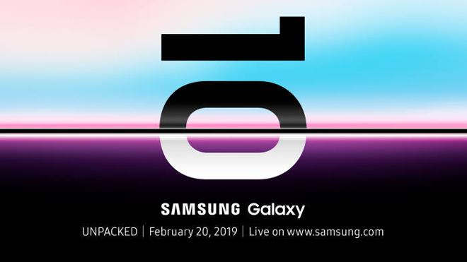 Galaxy S10 5G sẽ có tên là Galaxy S10X, pin 5000 mAh