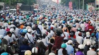 Dân số Việt Nam gần chạm ngưỡng 95 triệu người