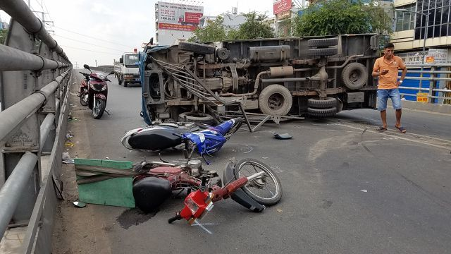 Tin tức tai nạn giao thông mới nhất hôm nay 21/1/2019