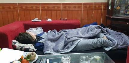 Cô gái bị đánh dã man ở chung cư Linh Đàm phải nhập viện Khoa tâm thần