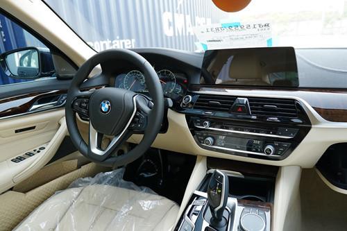 Lộ giá bán xe BMW 5-Series tại Việt Nam2