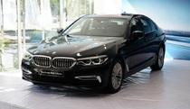Lộ giá bán xe BMW 5-Series tại Việt Nam