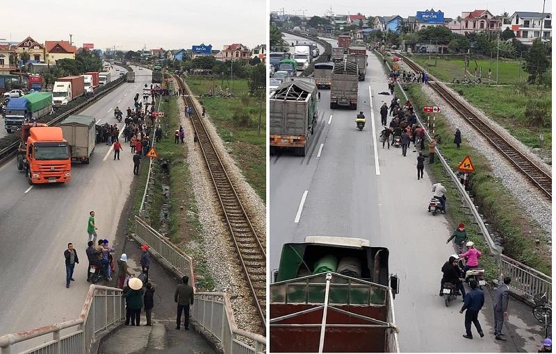 Phương tiện được kiểm định lần gần nhất ngày 15/5/2018 tại Trung tâm đăng kiểm xe cơ giới 29-06V Hà Nội