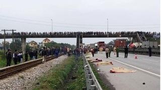 Vụ tai nạn 8 người tử vong ở Hải Dương: Xe tải chạy với tốc độ bao nhiêu?