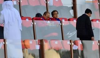 HLV Park đích thân đi 'xem giò' đối thủ của Việt Nam ở tứ kết