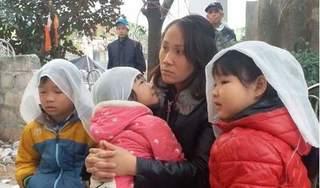 Vụ tai nạn khiến 8 người tử vong: Tang thương bao trùm thôn Lương Xá Nam