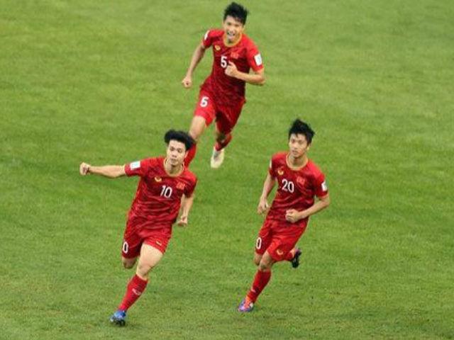 Đội tuyển Việt Nam đủ sức cạnh tranh suất dự World Cup 2022'