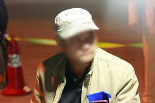 Kiểm tra tại trạm thu phí Cầu Giẽ, phát hiện tài xế container dương tính với ma túy