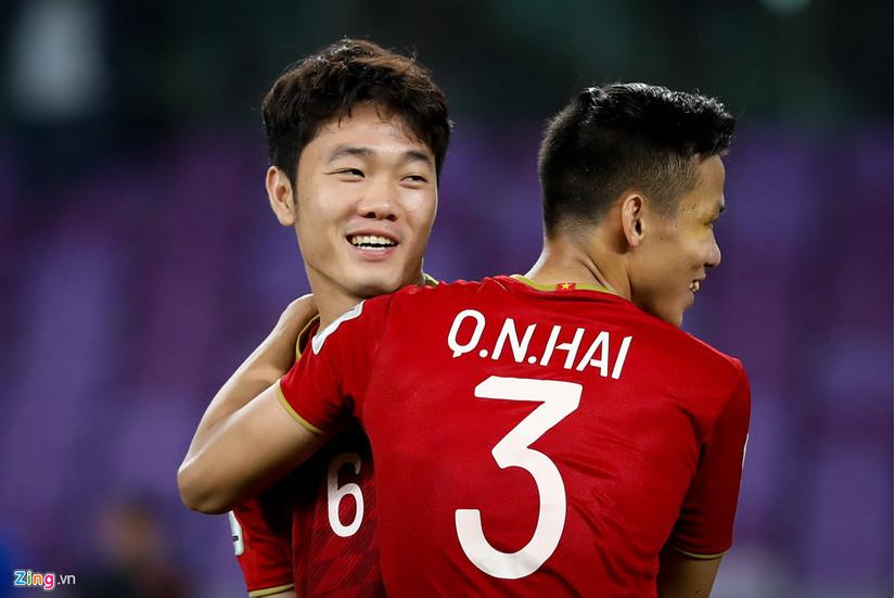 Đội tuyển Việt Nam có giá trị chuyển nhượng kém đội tuyển Nhật Bản gần 300 lần