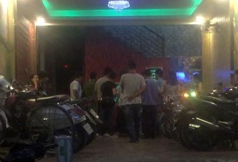 Mâu thuẫn trong quán karaoke một người bị đâm tử vong. Ảnh minh họa
