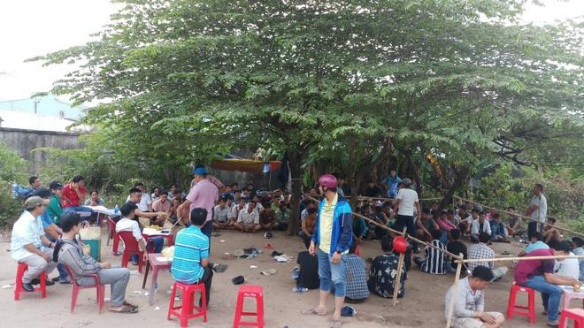 Cảnh sát vây ráp trường gà khủng, tạm giữ gần 150 'con bạc'
