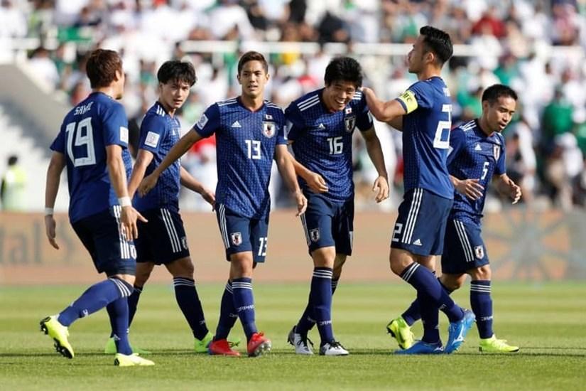 Đội tuyển Nhật Bản mất cầu thủ thứ 3 trận gặp Việt Nam