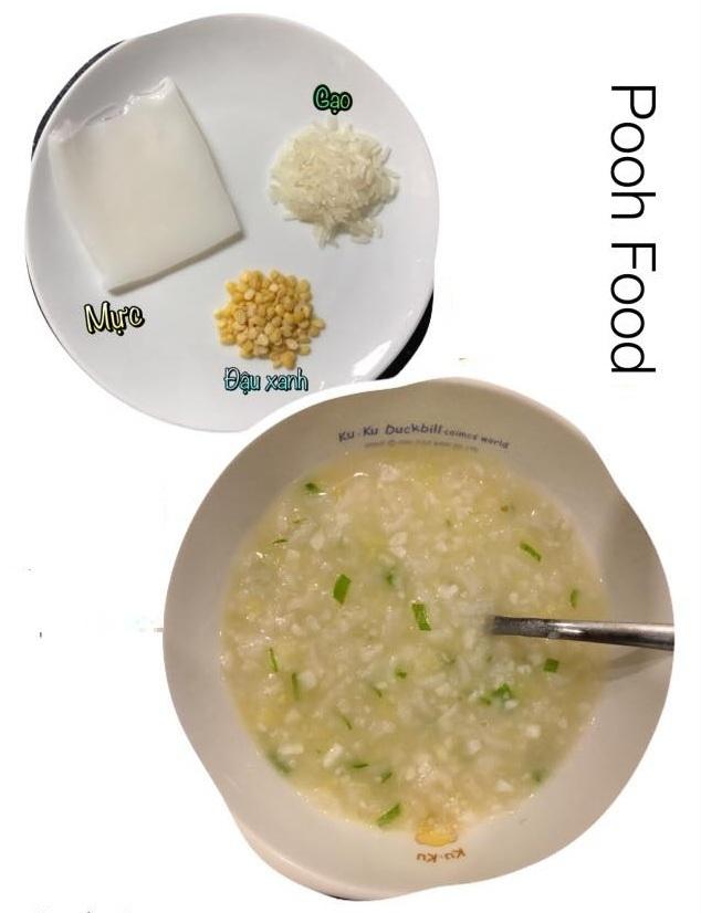 Mẹ đảm bật mí cách nấu cháo nhanh và bổ dưỡng cho bé trong ngày Tết5
