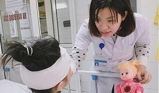 Nam Định: Bé gái 6 tuổi bị chó nhà cắn tổn thương ở mặt nghiêm trọng