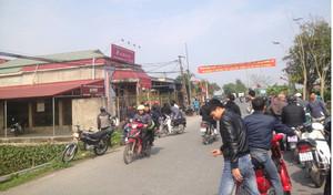Thái Bình: Ngân hàng Agribank bị cướp hàng trăm triệu đồng giữa trưa