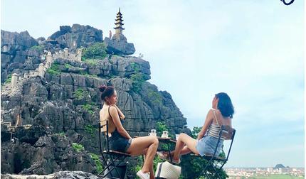 Nguyễn Thị Loan, Jolie Nguyễn khoe ảnh sống ảo tại Ninh Bình