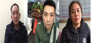Hải Phòng: 'Nữ quái' U50 điều hành chồng và con trai cùng buôn ma túy