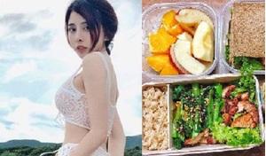 'Hot girl phòng gym' Bích Hạnh bật mí 20 thực đơn giảm mỡ tăng cơ hiệu quả
