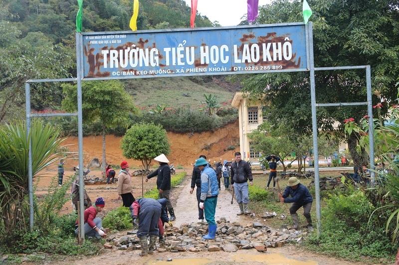 Cộng đồng tình nguyện Vì Việt Nam: Hành trình tri ân mùa xuân biên giới1