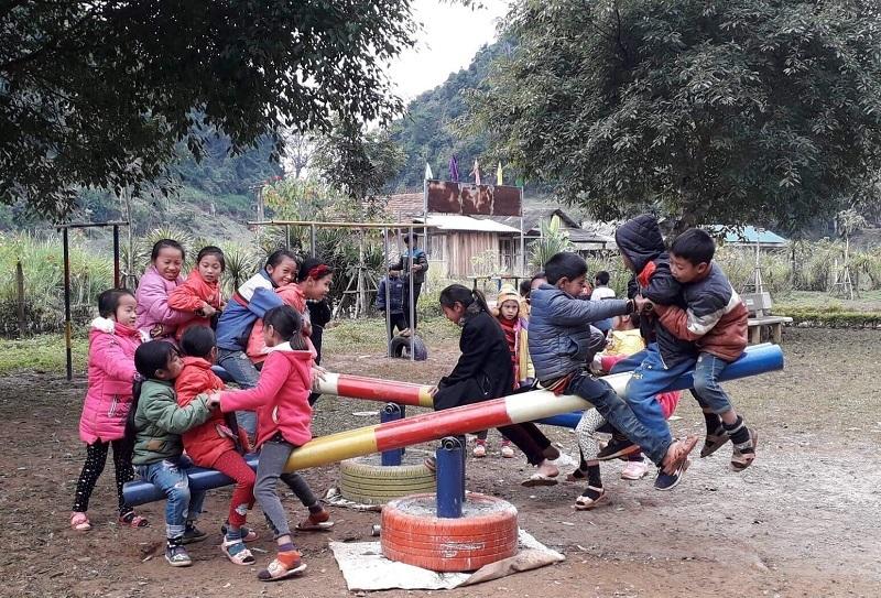 Cộng đồng tình nguyện Vì Việt Nam: Hành trình tri ân mùa xuân biên giới2