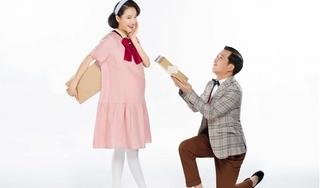 Nhã Phương sinh con gái sau 4 tháng cưới Trường Giang?
