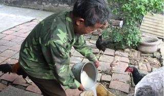 Nghị lực phi thường của người đàn ông 'độc ngón' ở Hà Nam