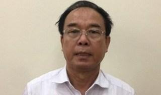 Khởi tố nguyên Phó chủ tịch UBND TP.HCM Nguyễn Thành Tài