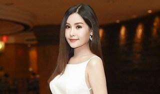 Trước chung kết Miss Intercontinental 2018, Lê Âu Ngân Anh tiết lộ lý do mắt hay 'chớp chớp'