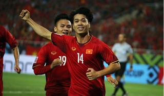 Tiền vệ Yohan Cabaye: 'Tôi thực sự ấn tượng với Công Phượng, Quang Hải'