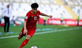 Công Phượng chiến thắng giải bàn thắng đẹp nhất vòng 1/8 Asian Cup 2019