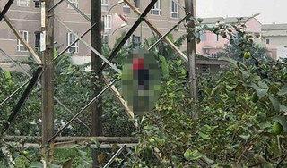 Hà Nội: Phát hiện nam thanh niên tử vong trong tư thế treo cổ, 2 tay bị trói