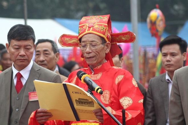 Độc đáo lễ hội truyền thống ở Khoái Châu (Hưng Yên)
