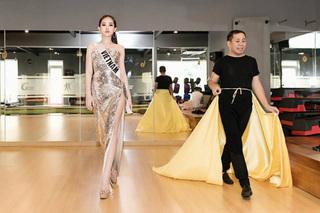 Lê Âu Ngân Anh bị chính HLV của mình tố mua giải Á hậu 4 Miss Intercontinental 2018