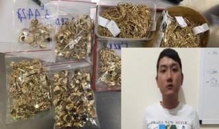 Bắt giam siêu trộm 'cuỗm' 455 lượng vàng ở Quảng Nam