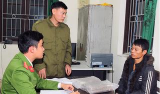 Hà Nam: Bắt giữ đối tượng vận chuyển hàng chục thỏi mìn trái phép