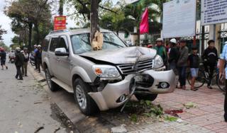 Tài xế ô tô leo vỉa hè tông chết bé 4 tuổi ở Quảng Nam có nồng độ cồn cao