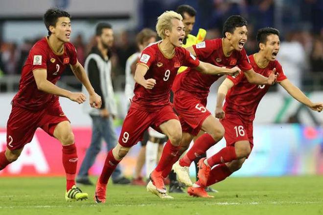 Đội tuyển Việt Nam sẽ tham dự nhiều giải đấu quốc tế trong năm 2019