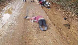 Phú Thọ: Xe tải cán tử vong người phụ nữ rồi bỏ chạy khỏi hiện trường