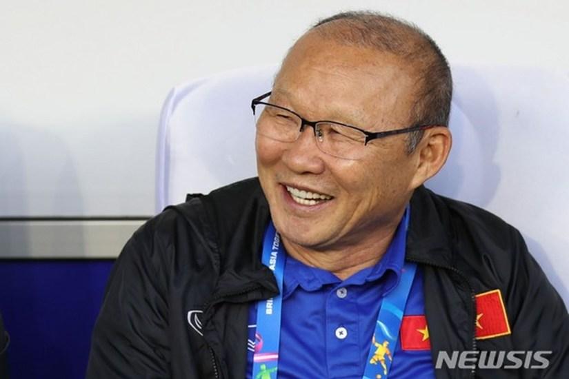 HLV Park Hang Seo gây ấn tượng mạnh với bóng đá Việt Nam