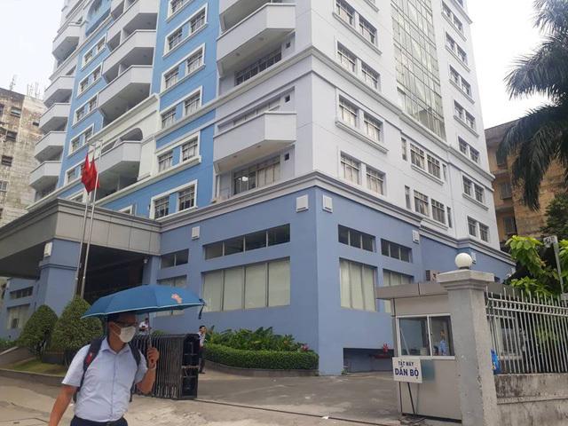 Nhân viên Ban quản lý khu đô thị Thủ Thiêm rơi tầng 9 tử vong