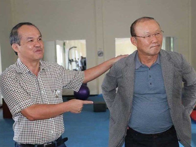 HLV Park Hang Seo cần được VFF gấp rút gia hạn hợp