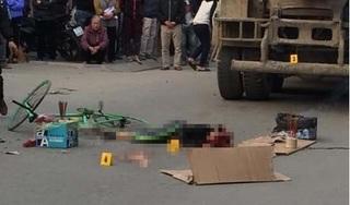 Ngã ra đường sau va chạm giao thông, nam sinh bị xe bồn cán tử vong