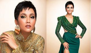 Vượt mặt đại diện Venezuela, H'Hen Niê trở thành Hoa hậu đẹp nhất thế giới